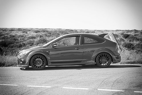 Ford Focus RS Tuning Erfurt