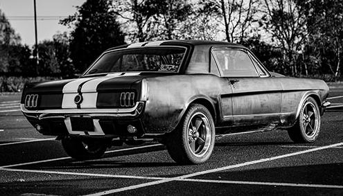 Ford Mustang Reparatur Erfurt